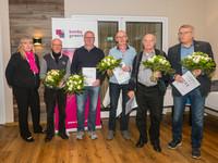 Jubilare 2019 komba KV Gütersloh