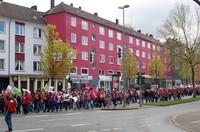 Demonstrationszug Bochum