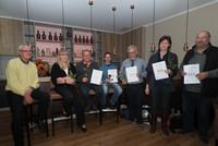 v.l.n.r. Karl Strotmann, Annette Horstkotte, Georg Viertmann, Detlev Meyer, Klaus-Dieter Schulze, Anke Hanschmann, Frank Nitsche